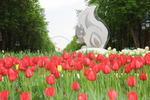 Folk Festival Easter Patterns